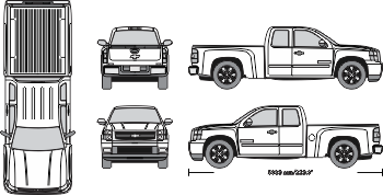 vehicle templates vehicle wraps vehicle outline collection