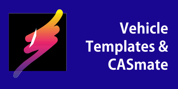 Importing Vehicle Template AI Files into CASmate